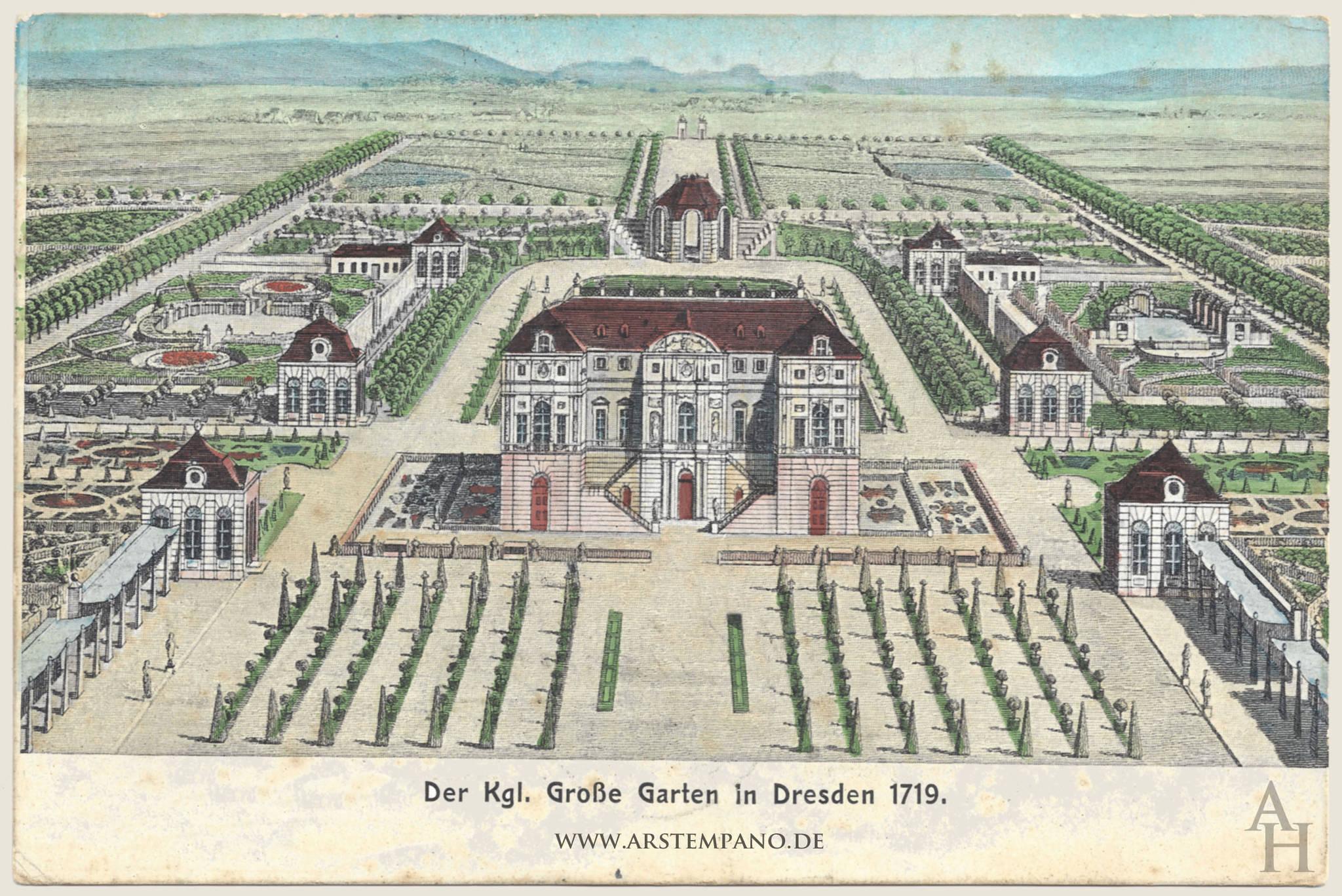 Großer Garten Dresden Arstempano