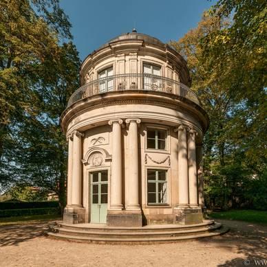 Englischer Pavillon Arstempano